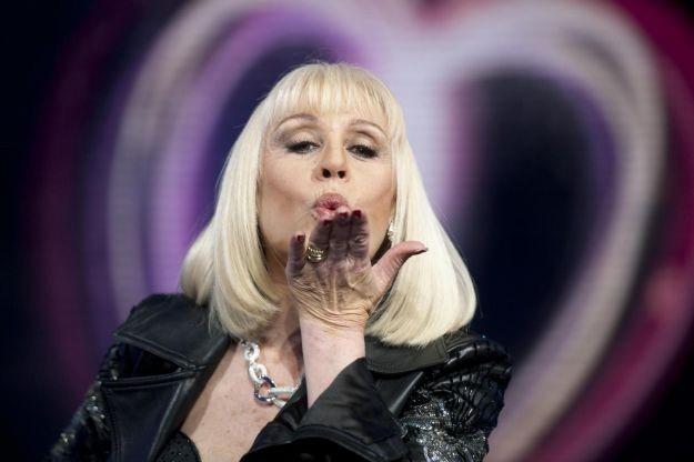 Raffaella Carrà è uno dei tre giudici della prima edizione di The Voice of Italy