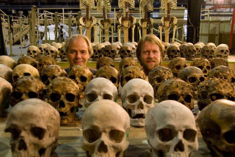 Shadowhunters - Città di ossa: il regista Harald Zwart e il direttore della fotografia Geir Andreassen sul set del film