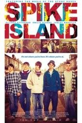 Spike Island: la locandina del film
