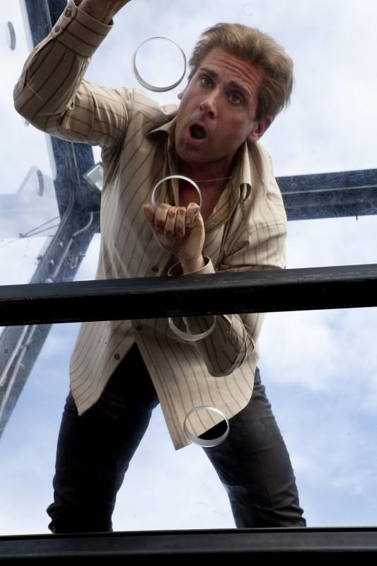 Steve Carell è l'incredibile Burt Wonderstone: una scena del film