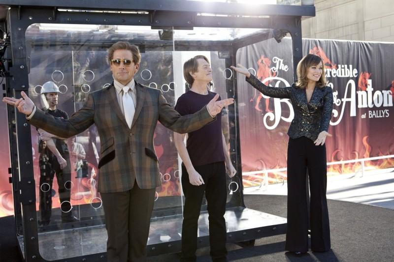 The Incredible Burt Wonderstone: Olivia Wilde con Steve Buscemi e Steve Carell