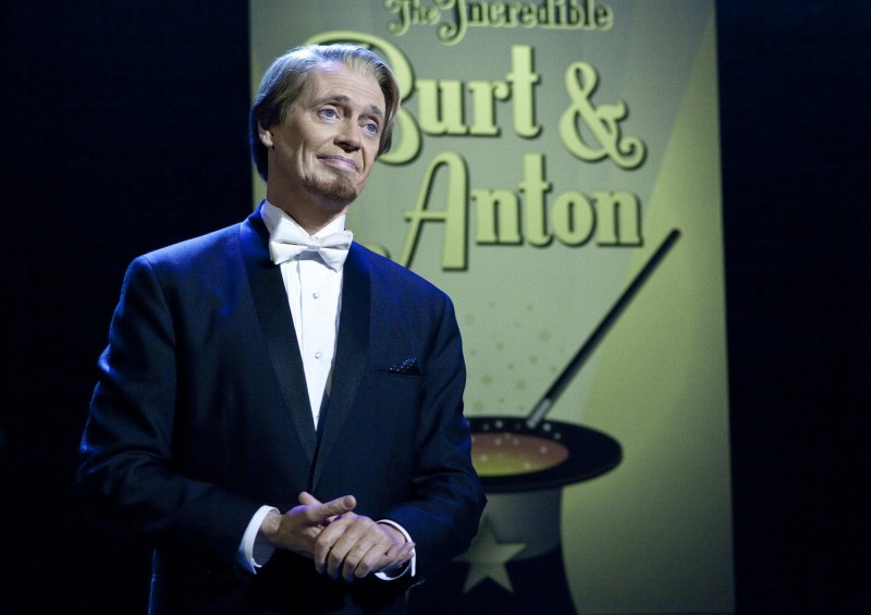 The Incredible Burt Wonderstone: Steve Buscemi è Anton Marvelton