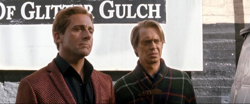 The Incredible Burt Wonderstone: Steve Buscemi e Steve Carell interpretano Burt e Anton