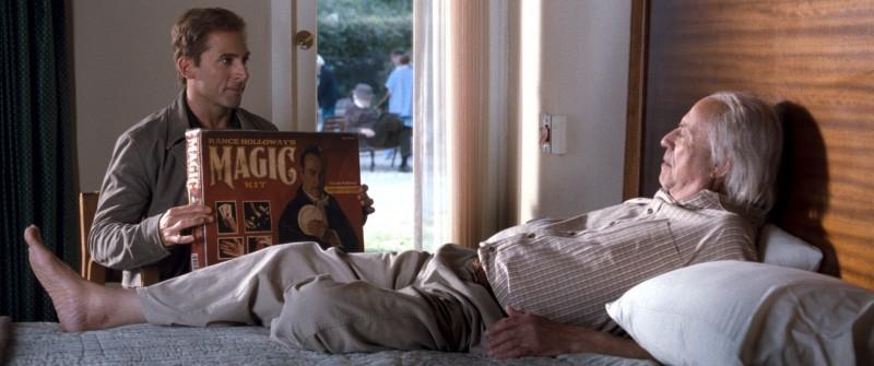 The Incredible Burt Wonderstone:  Steve Carell con Alan Arkin