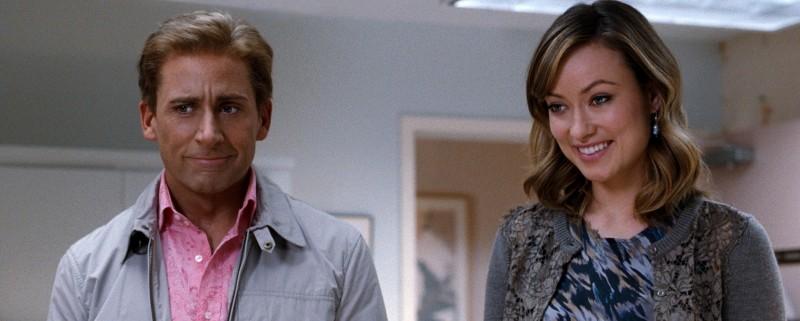 The Incredible Burt Wonderstone: Steve Carell con Olivia Wilde