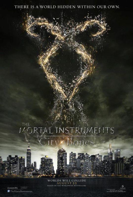 The Mortal Instruments: nuovo poster del film