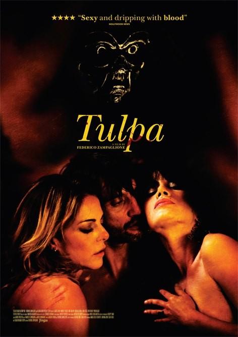 Tulpa: la locandina internazionale del film