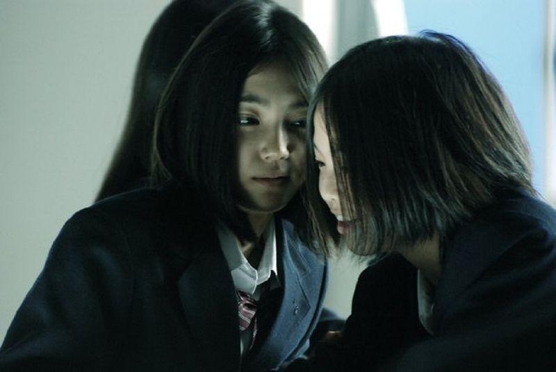 Confessions: una scena del dramma horror diretto da Tetsuya Nakashima