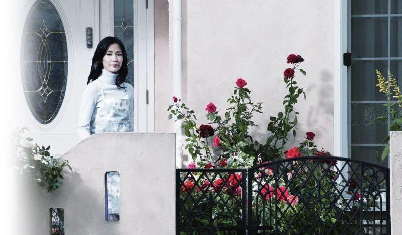 Confessions: Yoshino Kimura in una scena del film