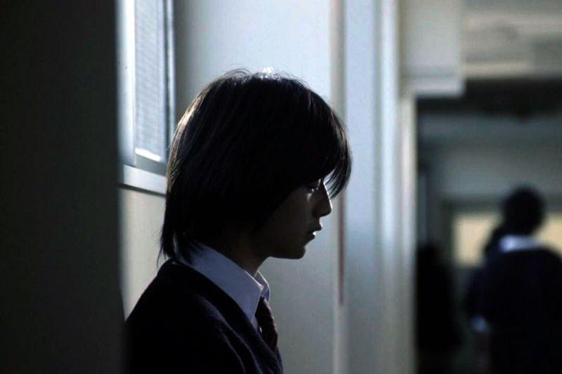 Confessions: Yukito Nishii in una scena