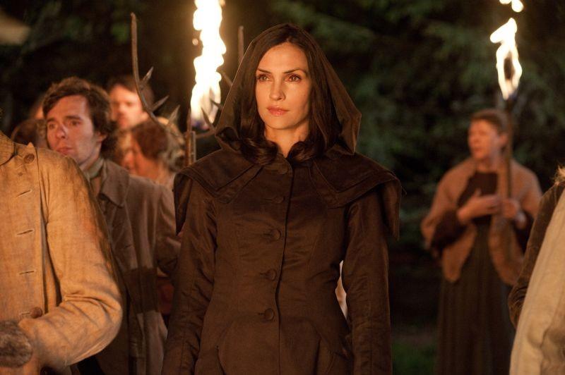 Famke Janssen in una scena di Hansel & Gretel - Cacciatori di streghe