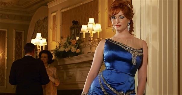 Mad Men: Christina Hendricks in una foto promozionale della stagione 6
