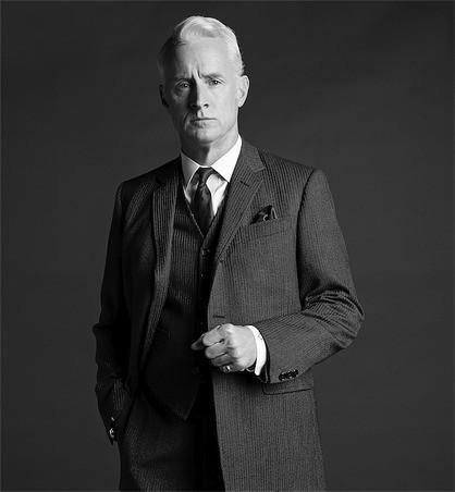 Mad Men: John Slattery in una immagine promozionale della stagione 6