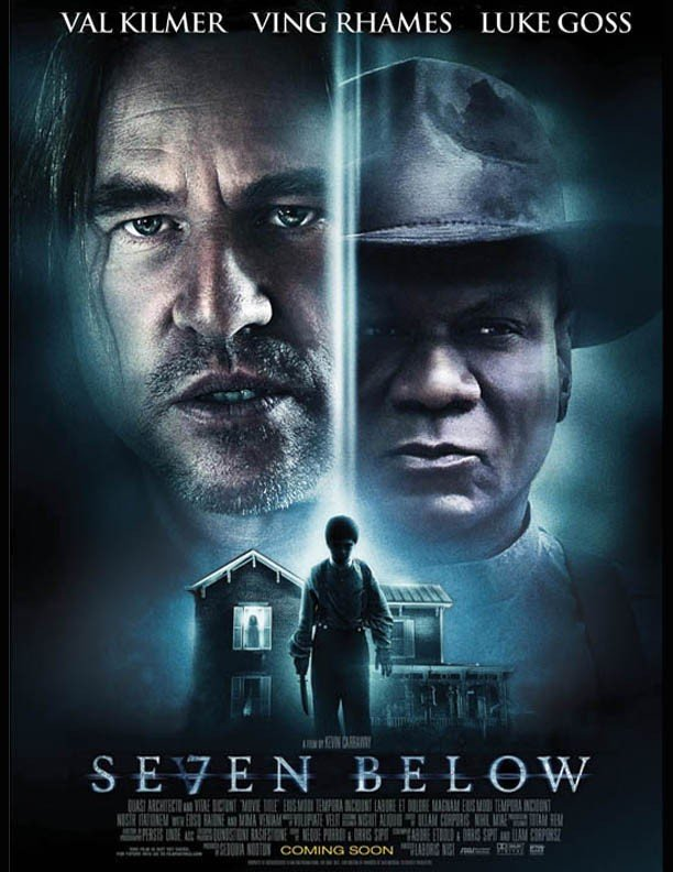 Seven Below: la locandina del film