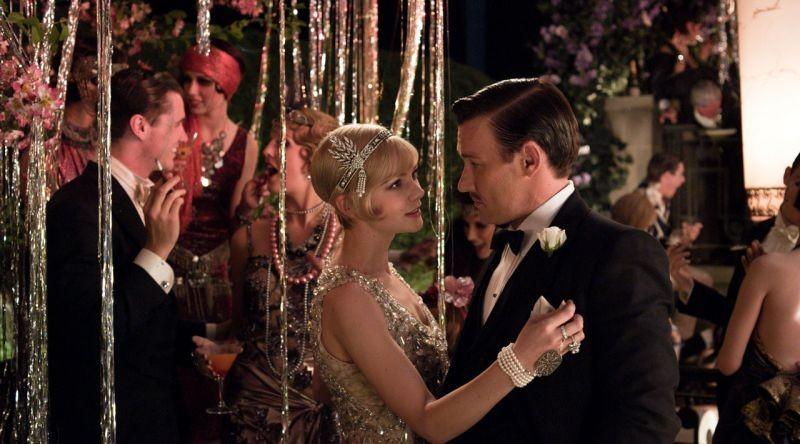 Il grande Gatsby: Carey Mulligan e Joel Edgerton in una scena