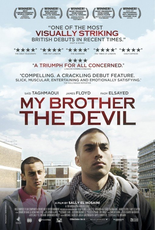 My Brother the Devil: poster USA