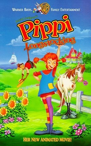 Pippi Longstocking: la locandina del film
