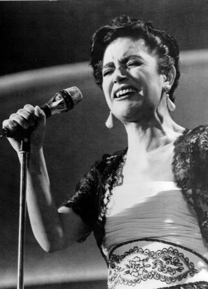 Sanremo 1989 - Mia Martini