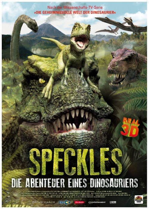 Spotty il dinosauro 3D: il poster tedesco