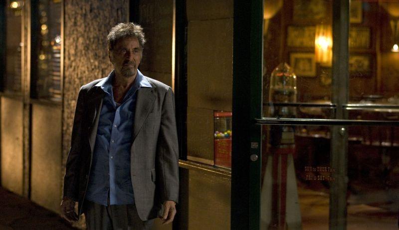 Stand Up Guys: Al Pacino in un'immagine tratta dal film