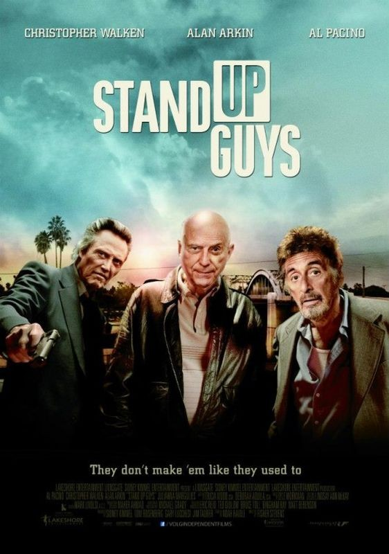 Stand Up Guys: nuovo poster USA per il film