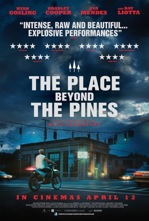 The Place Beyond the Pines: nuovo poster UK