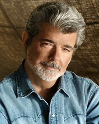 una foto di George Lucas