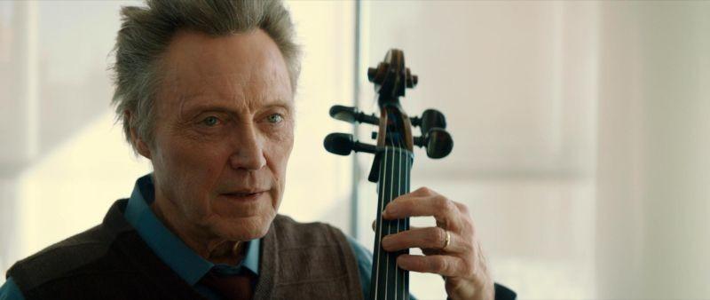 Una fragile armonia: Christopher Walken in una scena del film