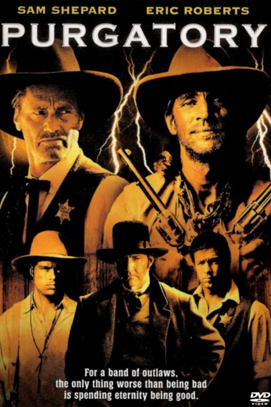 Purgatory: la locandina del film