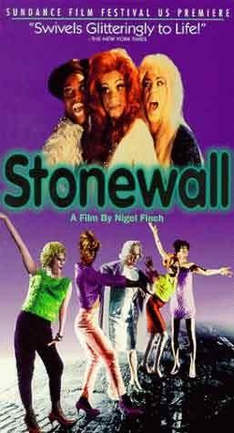 Stonewall: la locandina del film