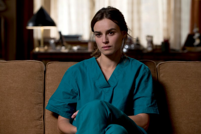 In Treatment: Kasia Smutniak nella serie Sky