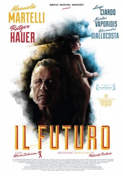 Il futuro: la locandina del film