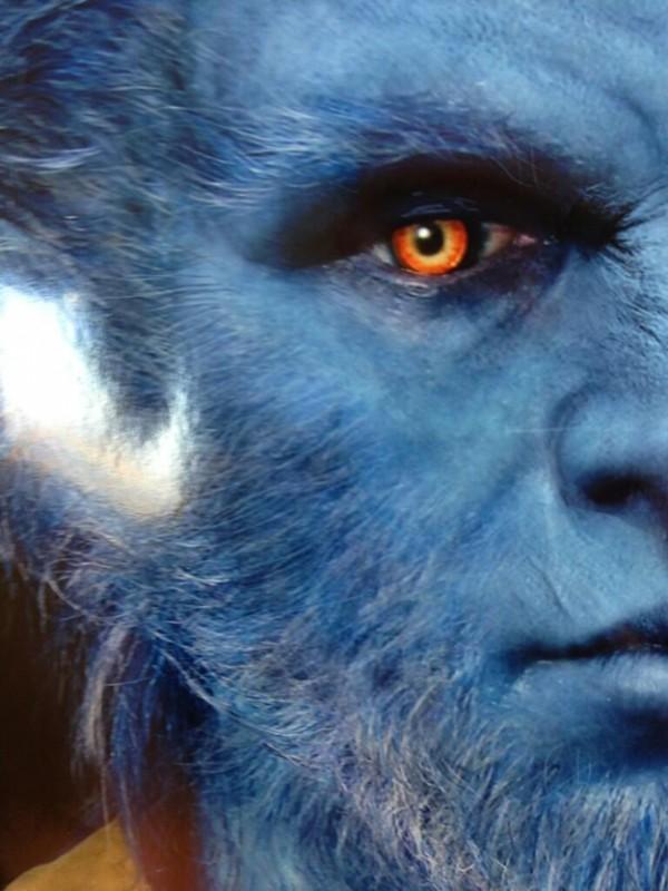 X-Men: Giorni di un futuro passato - Svelato il trucco di Nicholas Hoult