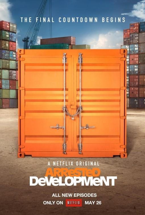 Arrested Development: il poster della stagione 4.