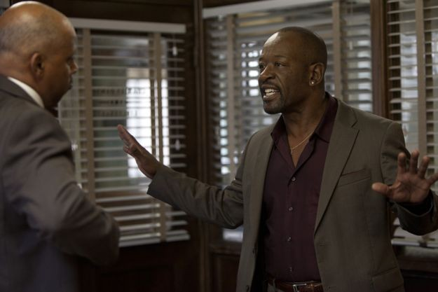 Low Winter Sun: Ruben Santiago-Hudson e Lennie James nel pilot della serie