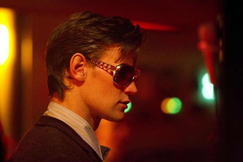 Matt Smith in una scena dell'episodio Cold War, settima stagione di Doctor Who