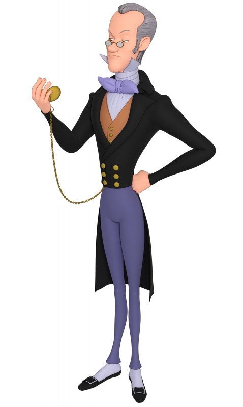Sofia La Principessa: uno dei personaggi della serie