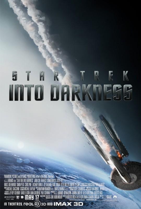 Star Trek Into Darkness: ancora un poster del film