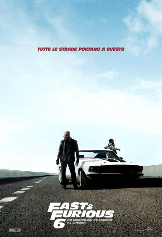 Fast & Furious 6: un nuovo character poster dedicato agli eroi delle corse