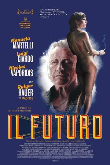 Il futuro: il poster internazionale