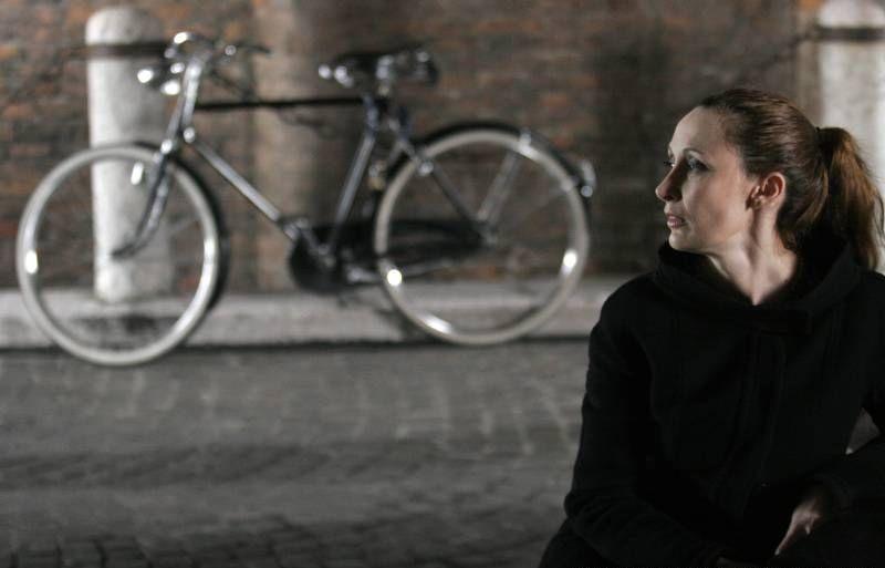 Il sole di Nina: Federica Restani in una scena del film
