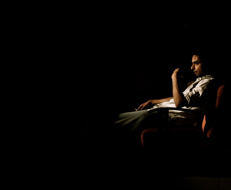 Il sole di Nina: il regista e sceneggiatore del film Marco Arturo Messina in una foto promozionale