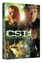 La copertina di CSI - Scena del crimine - Stagione 11 - Parte 1 (dvd)