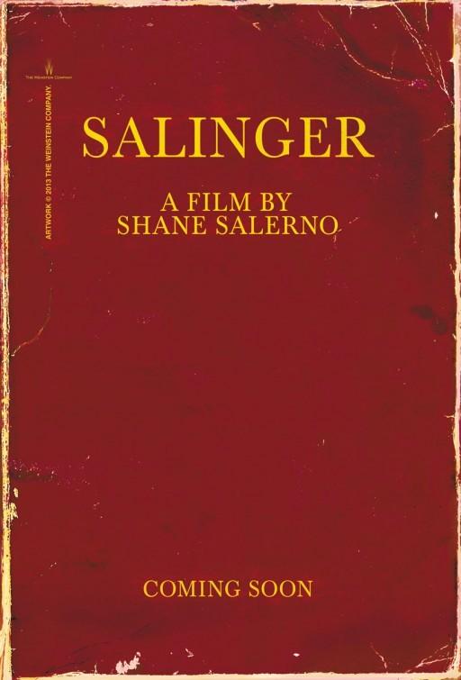 Salinger: la locandina del film