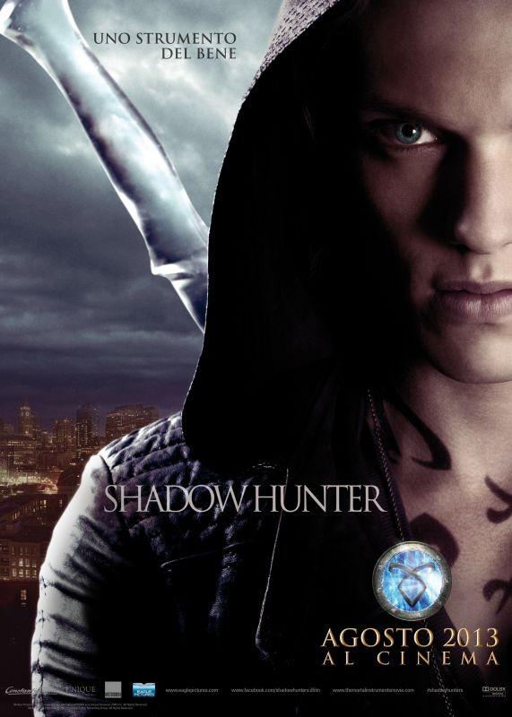 Shadowhunters - Città di ossa: il character poster italiano di Jamie Campbell Bower (Jace)