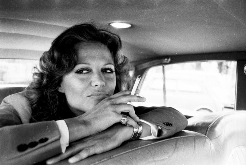 Una bella immagine di Claudia Cardinale