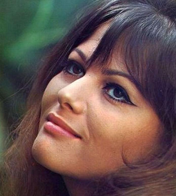 Una splendida Claudia Cardinale