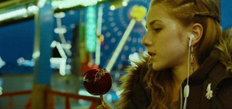 Antonia Lingemann nel film Bastard