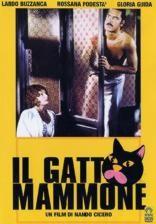 La copertina di Il gatto mammone (dvd)