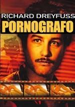 La copertina di Il pornografo (dvd)